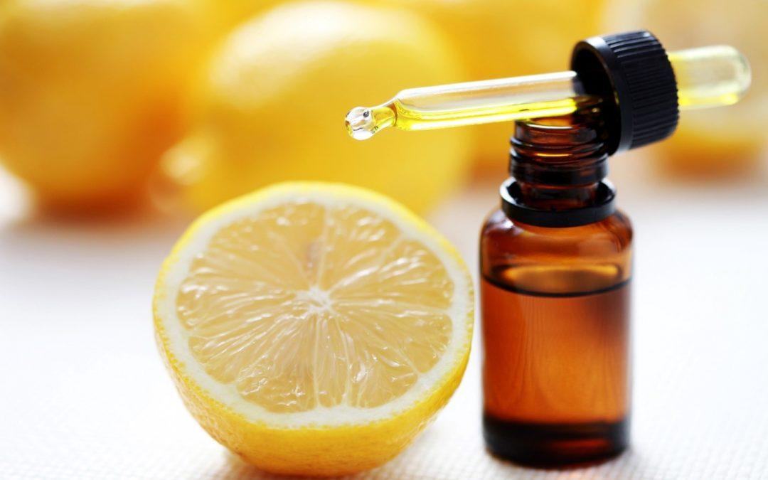 olio essenziale di limone proprietà