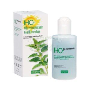 UV hair protection