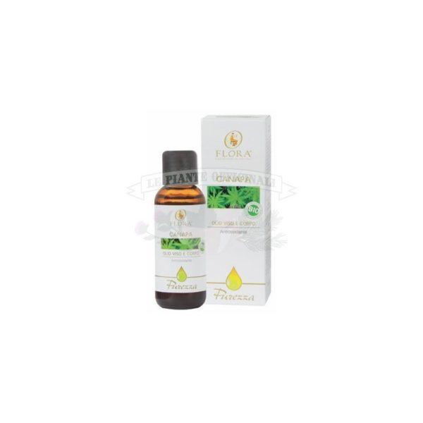 Hemp seed oil for skin