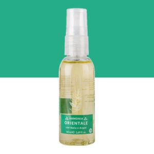 oil dry hair