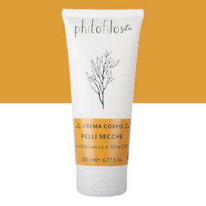 Dry skin body cream