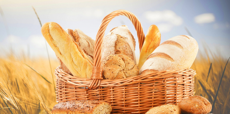 Types of flour and gluten intolerance