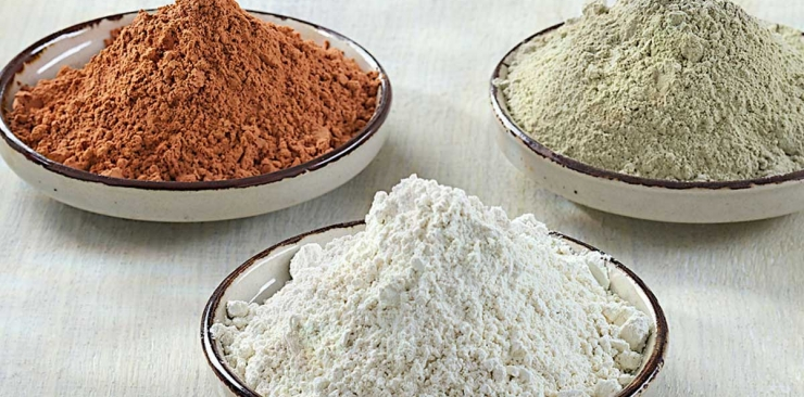 Masks with clay: all the clay properties to know
