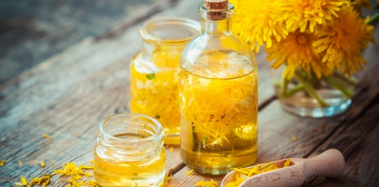 How to make macerated oils