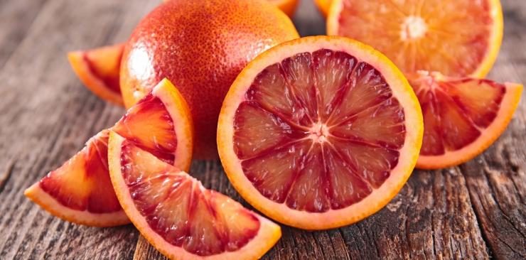 Sweet orange essential oil