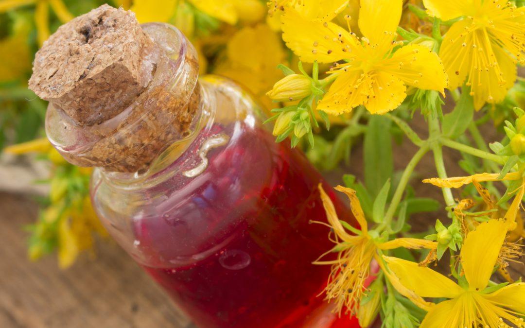 St. John's wort oil