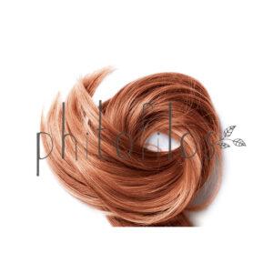 red hair powder