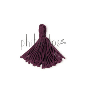 Phitofilos eggplant colour hair powder